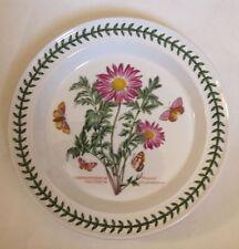 BOTANIC GARDEN PORTMEIRION DINNER PLATE FLOWERED CHRYSANTHEMUM