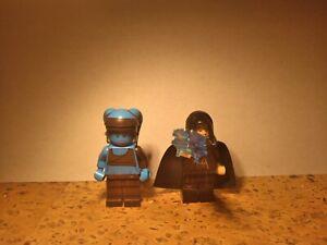 lego star wars, emperor palpatine and jedi