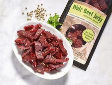 Beef Jerky/Biltong  500gr, 0,5 kg mit grobem Pfeffer geschnitten ohne Glutamat
