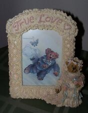 Boyds Bears and Friends - Bailey...True Love Picture Frame #27351