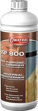 DSP 800 5l 19,80€/l Owatrol Lack Lasuren Entferner Farbentferner Abbeizer