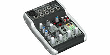 New BEHRINGER XENYX Q502USB 5-Input 2-Bus Mixer USB/Audio Interface From Japan