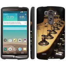 Mobiflare LG G3 Slim Guard Armor Phone Case  - Fender Guitar Fret