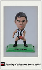 *2008 Select AFL STARS COLOR FIGURINE NO.10 Leon Davis (Collingwood)