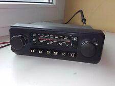 Rare,Poland UNITRA-DIORA Brand,Rekord SMT-204 Car Radio,From 70,Y,Working !