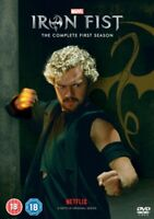 Nuevo Marvels Iron Fist Temporada 1 DVD