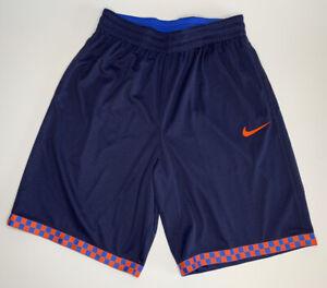 "Nike Vapor Mesh DNA 10"" Checkered Shorts 2019 SAMPLE ""Knicks"" - M"