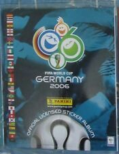 100% original printed album panini FIFA world cup GERMANY 2006 brand new sealed