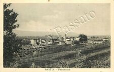 Cartolina di Bastia (Rovolon), panorama - Padova, 1953