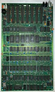Apple II Plus +  Motherboard 820-0044-D - Cleaned, Tested, Working