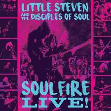 Little Steven & The Disciples of Soul - Soulfire LIVE! (NEW 3 x CD) PREORDER