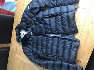 Rossignol Mens Black Puffer Jacket. Size US Small.
