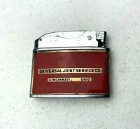 Vintage Ideal Adlighter Lighter Universal Joint Service Co Cincinnati Ohio Japan