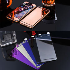 IPHONE MIRROR TEMPER GLASS FOR 8 8P 7 7P 6S 6SP 5 5S 4 4S FRONT & BACK PROTECTOR