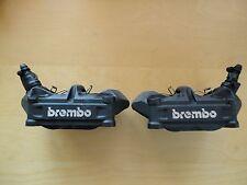Triumph Speed Triple 1050 Brembo calipers