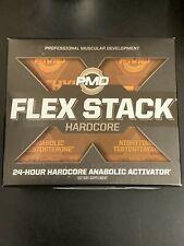 PMD Flex Stack Hardcore Methyl Andro Hardcore & Z-Test exp4/22 #0497