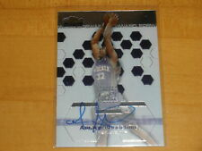 2002-2003 Topps Finest RC 173 Amare Stoudemire Auto Rookie 322/999