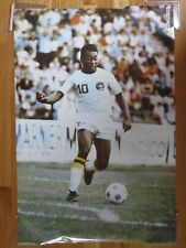 1975 Studio One PELE Sports Illustrated Poster WORLD CUP SOCCER