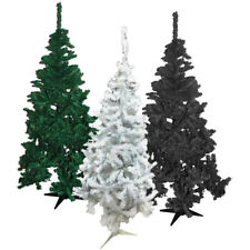 6ft Foot Luxury Artificial Black Christmas Tree Boxed Next Day Delivery