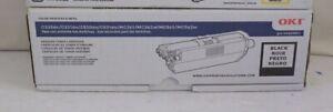 Okidata 44469801 Black Toner Cartridge C330DN Genuine New Sealed Box