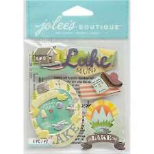 "Jolee/'s Boutique /""Whale Watching/"" Dimensional Stickers"