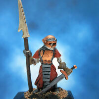 Painted RAFM Miniatures Skeleton Warrior V