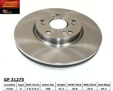 Disc Brake Rotor fits 1999-2009 Honda Accord Odyssey Pilot  BEST BRAKES USA