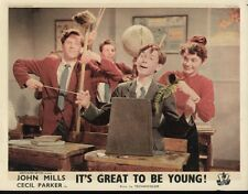 It's Great to be Young 11x14 Lobby Card #nn