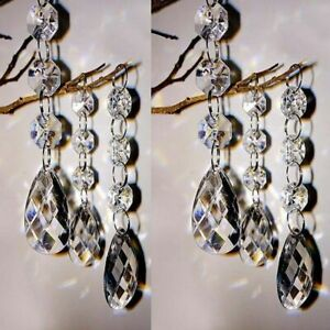 Manzanita Tree Centerepiece Decoration Wishing Acrylic Crystal Table Wedding 30