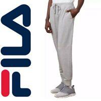 NWT Men's Fila Terry Jogger Fleece Active Pant Gray XL