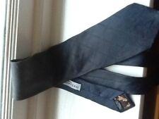 Dolce et Gabanna Homme Cravate Bleu