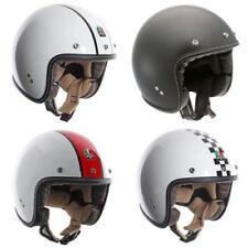 Casco aperto AGV moto per la guida di veicoli