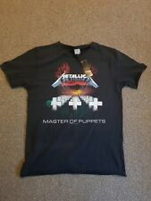 Metallica Master Of Puppets Xl Tshirt