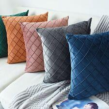 "12''x12"" Luxury Cushion Room Car Square Shape Cases Office Nordic Sofa Decors"