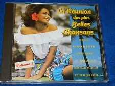 CD ILE La Reunion Des Plus Belles Chanson Orchestre Folklorique des Mascareignes