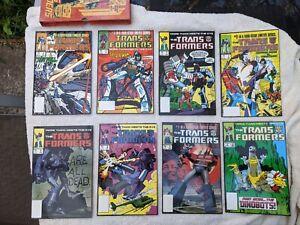 Transformers Original Comic Collection Limited Edition Box Set -  Hasbro 2015