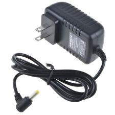 AC Adapter for Sylvania SDVD7002 SDVD7002B Portable DVD Charger Power Supply PSU
