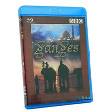 Ganges Blu-ray BBC TV Movie Spanish Artwork Cover English Spanish Audio