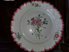 """Antique 18th Century set of 3 French """"Sceaux"""" plates"""