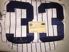 Greg Bird Autograph Signed NY Yankees Jersey With Steiner Authentication XL