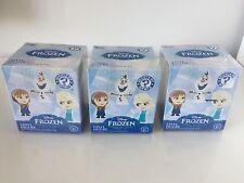 Funko Disney Frozen Mystery Mini Vinyl Figures Lot of 3 New Sealed
