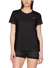 Levi's Tee T-shirt Femme Noir (caviar 2 0008) Large