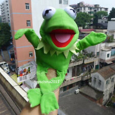 The Muppet Show Kermit the Frog plush puppet Toy Gift