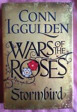 Wars of the Roses, Stormbird, 1st/1st, HBK, DJ Conn Iggulden *SIGNED*