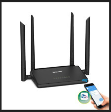 WiFi Range Extender Internet Signal Booster Repeater Router Network 4 Antennas