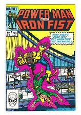 POWER MAN and IRON FIST 98 (NM-) FREE SHIPPING *