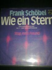 """Frank Schöbel Wie ein Stern (#philips6003177)  [7"""" Single]"""