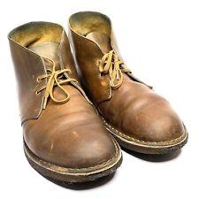 Clarks The Original Desert Boot Men's Sz 12 Brown Leather