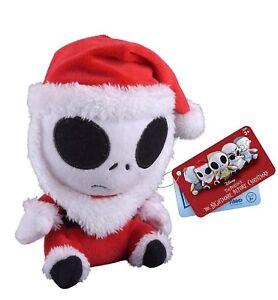 Nightmare Before Christmas Mopeez Santa Jack Plush