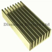 50x25x10mm Aluminium Heat Sink Processor/Power Transistor/IC/FET/PA/Supply